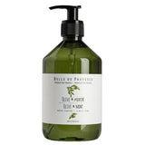 Belle De Provence Olive & Mint Leaves Liquid Soap by Lothantique