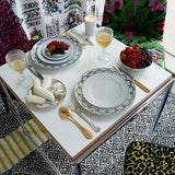 Paseo Dessert Plate by Christian Lacroix for Vista Alegre