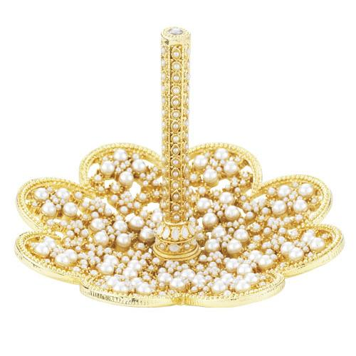 """Pearl"" Ring Holder by Olivia Riegel"