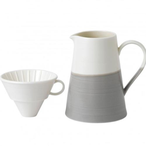 Coffee Studio Pour Over Jug Set by Royal Doulton