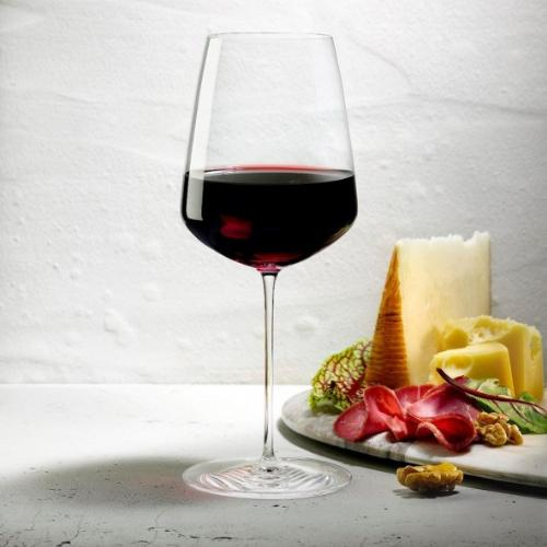 Stem Zero Red Wine Glass by Nude