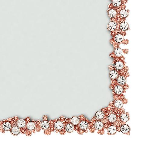 Princess Frame close up, Rose Gold by Olivia Riegel