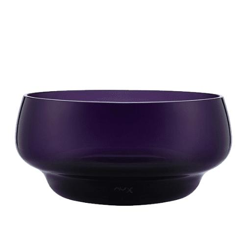 Heads Up Glass Bowl by Nigel Coates for Nude