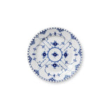 Blue Fluted Full Lace Dessert Plate by Royal Copenhagen
