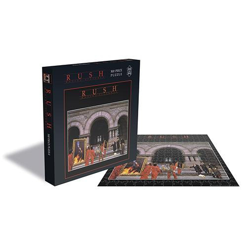 Rush: Moving Pictures 500 Piece Jigsaw Puzzle