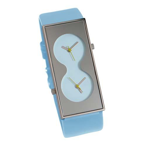 Bi Blue Wrist Watch by Karim Rashid for Acme Studio