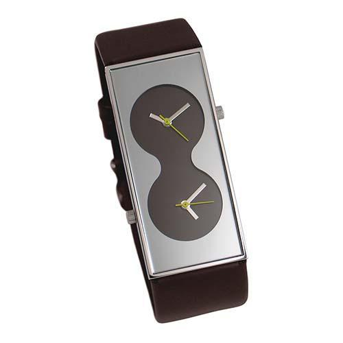 Bi Brown Wrist Watch by Karim Rashid for Acme Studio