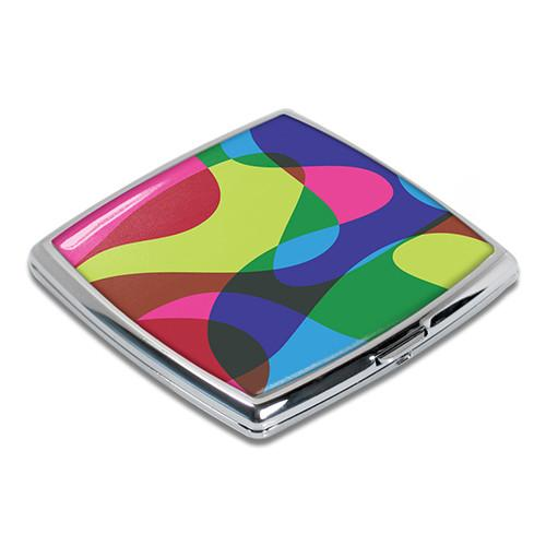 Blobnik Compact Mirror by Karim Rashid for Acme Studio