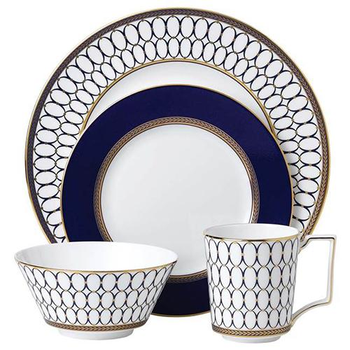 Renaissance Gold 4-Piece Place Setting by Wedgwood