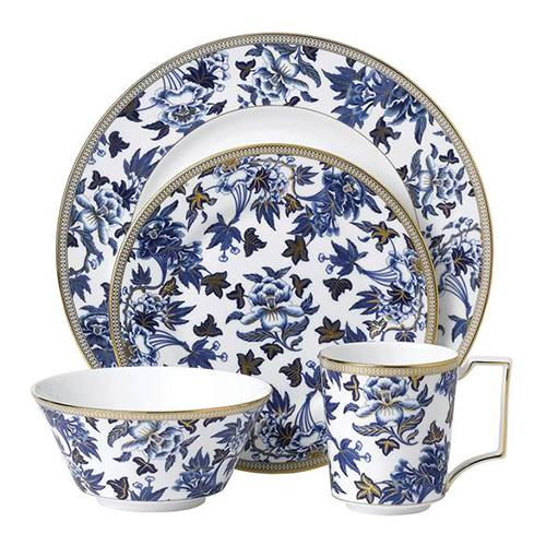 Hibiscus 4-Piece Place Setting by Wedgwood
