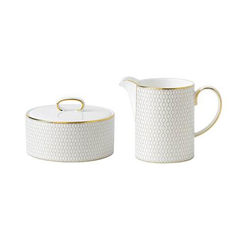 Arris Cream & Sugar Set by Wedgwood