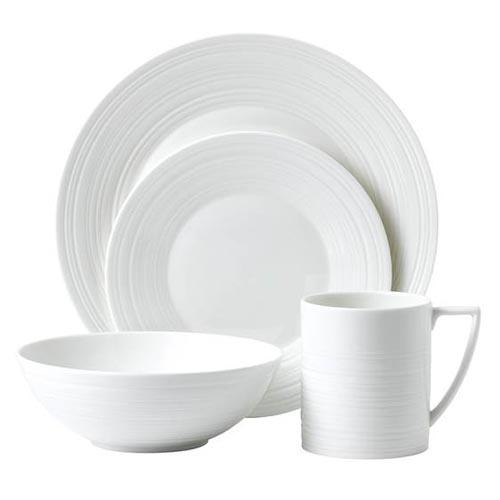 Strata 16-Piece Set by Jasper Conran for Wedgwood