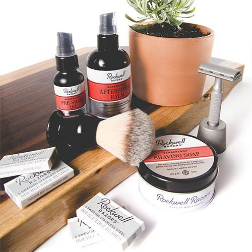 Rockwell Razors Wet Shaving Kit