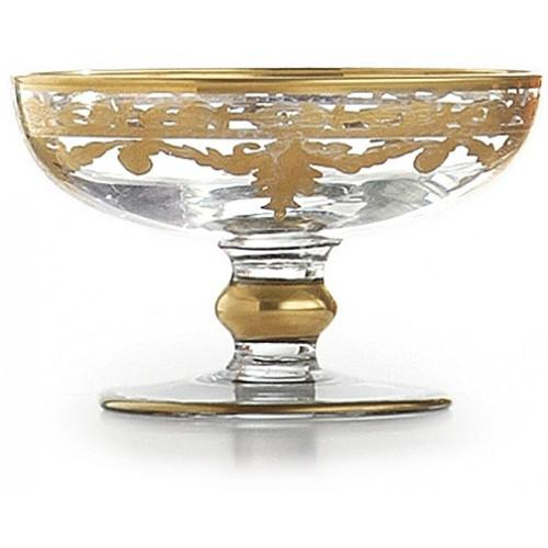 Baroque Gold Soap Dish by Arte Italica
