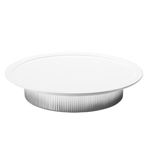 Bernadotte Serving Plate by Georg Jensen