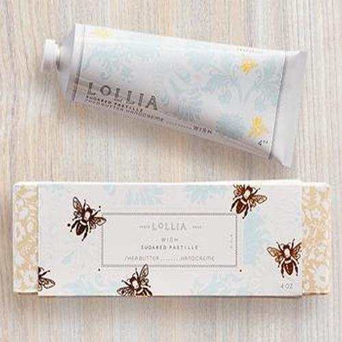 Wish Shea Butter Hand Cream by LOLLIA