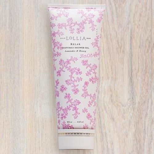 Relax Shower Gel by LOLLIA
