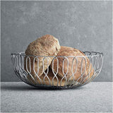 Alfredo Breadbaskets by Alfredo Häberli for Georg Jensen