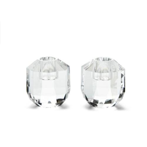 Leigh Crystal Candle Holders, Set of 2, Small by Ralph Lauren