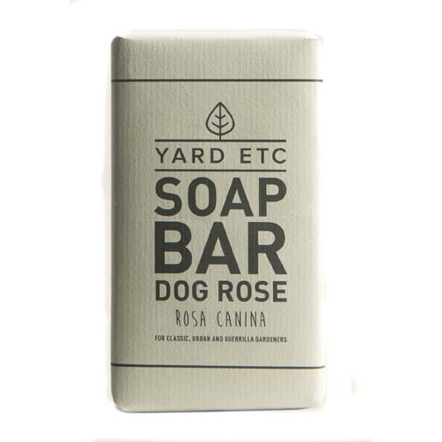 Dog Rose Triple-Milled Bar Soap by YARD ETC