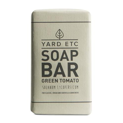 Green Tomato Triple-Milled Bar Soap by YARD ETC