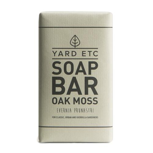 Oak Moss Triple-Milled Bar Soap by YARD ETC