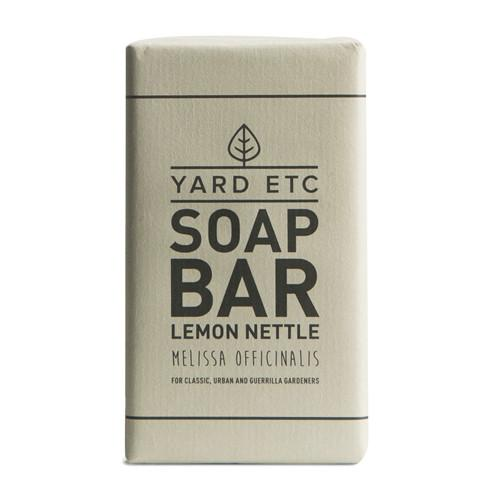 Lemon Nettle Triple-Milled Bar Soap by YARD ETC