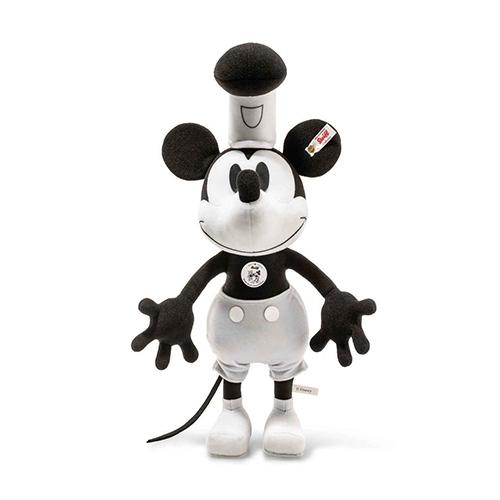 Steamboat Willie Mickey Mouse Limited Edition by Steiff