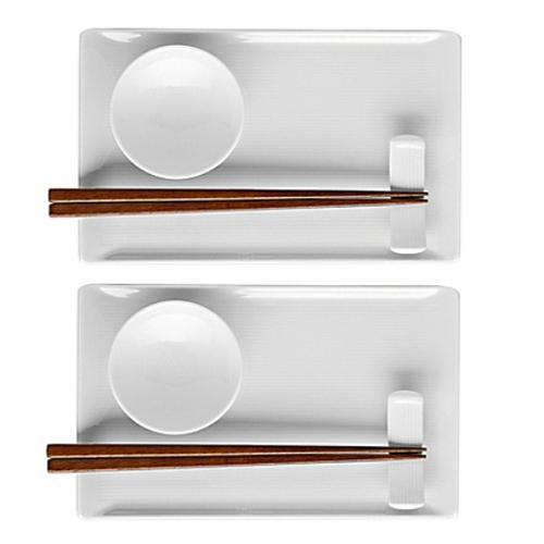 Loft 8 Piece Sushi Set by Rosenthal