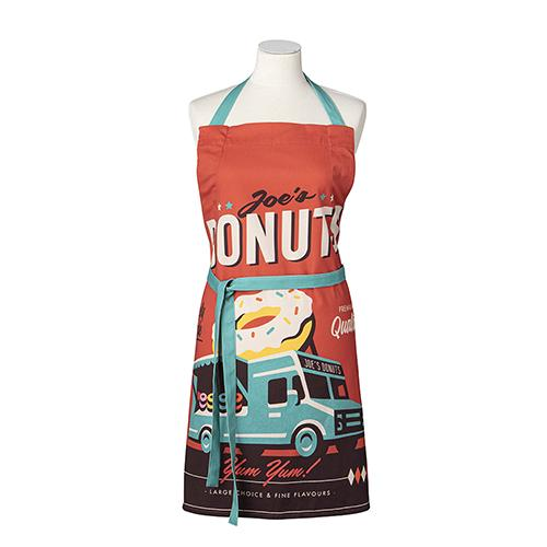 Joe's Donuts Apron by MISTERATOMIC