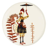 Tanssi Wall Deco Plate by Iittala