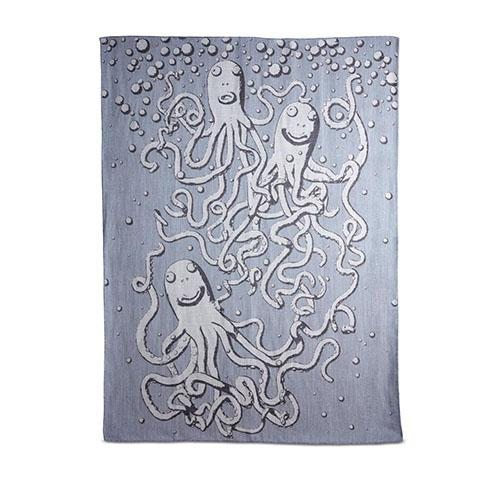 Haas Celestial Octopus Throw by L'Objet