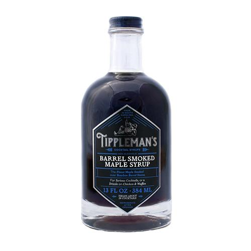 Barrel Smoked Maple Syrup by Tippleman's