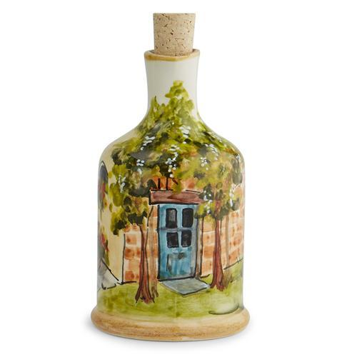 Toscana 10 oz Blue Door Cruet by Arte Italica