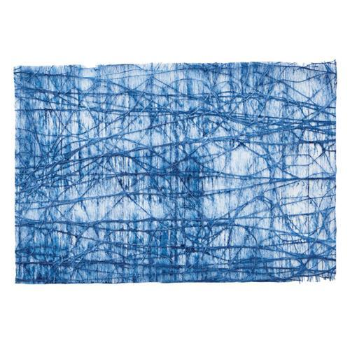 Tangle Placemat, Blue