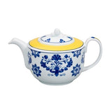 Castelo Branco Tea Pot by Vista Alegre