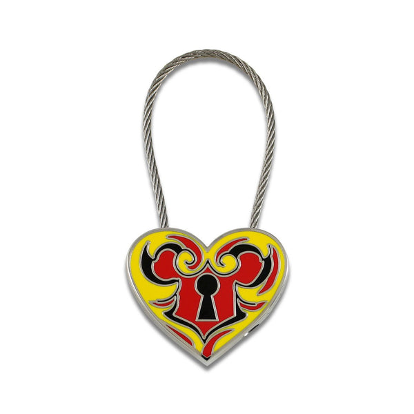 Lockheart Keyring by Paul Timman for Acme Studio