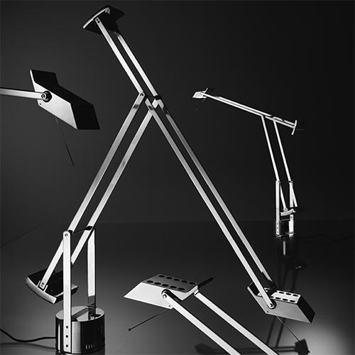 Tizio 35 Task Lamp, Floor Version by Richard Sapper for Artemide