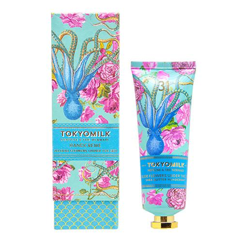20,000 Flowers Under the Sea No. 31 Bon Bon Shea Butter Handcreme by Neptune & The Mermaid