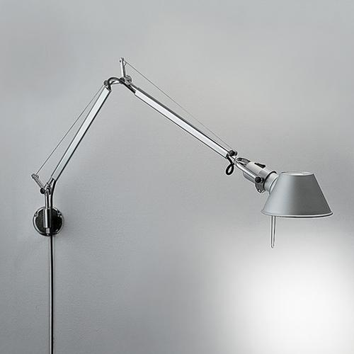 Tolomeo Micro LED Wall Lamp by Michele de Lucchi for Artemide
