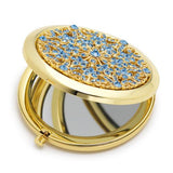 """Blue Topaz"" Compact by Olivia Riegel"
