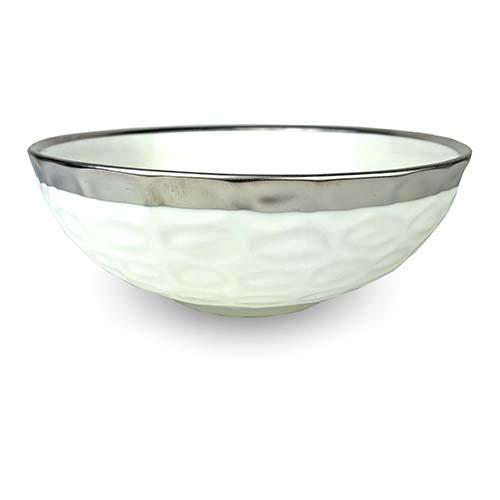 "Truro Giftware Platinum Bowl, 8.25"" by Michael Wainwright"