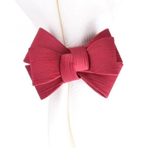 Tuxedo Ruby Napkin Ring by Juliska