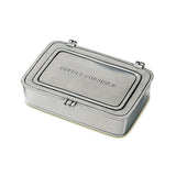 """Tutto è Possibile"" Anything is Possible Box by Match Pewter"