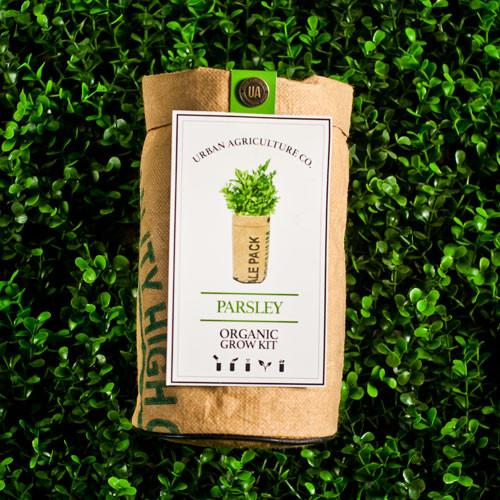 Parsley Organic Herb Planter by Urban Agriculture Co.