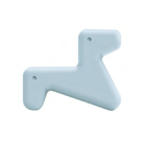 Doraff Child's Chair by UNStudio for Alessi