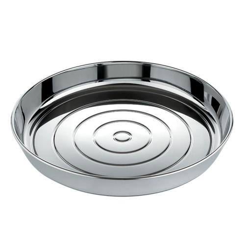 UTA407 Classic Stainless Steel Bar Tray by Alessi