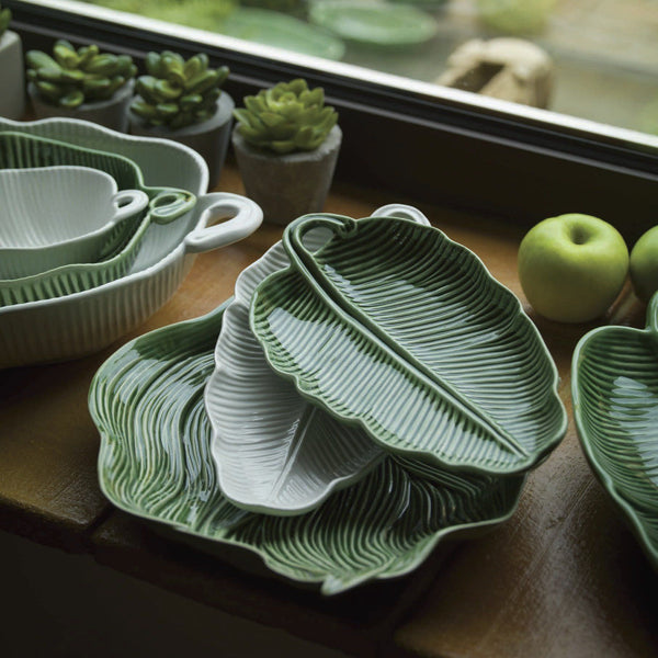 Leaves Banana Leaf Bowl, 15