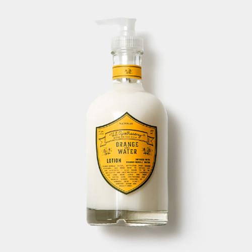 Orange Water Hand Lotion by U.S. Apothecary