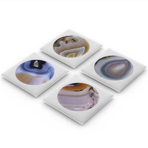 Circulo Coasters, set of 4 by ANNA New York